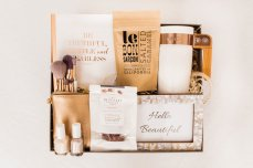 Rose Gold Gift Set Bridesmaids Gifts Maid of Honor Gifts